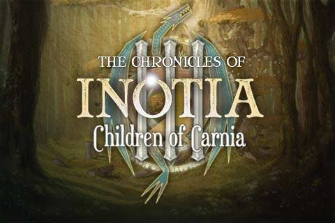 The chronicles of Inotia 3: Children of Carnia