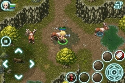 Juega a The chronicles of Inotia 3: Children of Carnia para Android. Descarga gratuita del juego Las crónicas de Inotia 3: Hijos de Carnia.