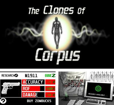 In addition to the game Spiders for Android phones and tablets, you can also download The Clones of Corpus for free.