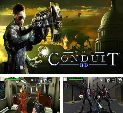 In addition to the game House of the Dead Overkill LR for Android phones and tablets, you can also download The Conduit HD for free.