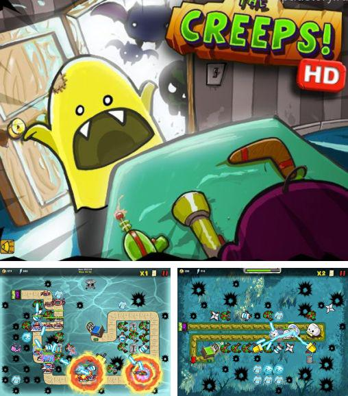 In addition to the game Release the ninja for Android phones and tablets, you can also download The Creeps! for free.