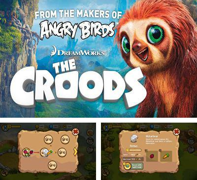In addition to the game 4 teh Birds for Android phones and tablets, you can also download The Croods for free.