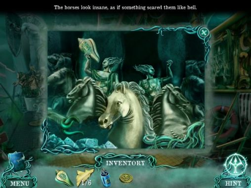 Get full version of Android apk app The cursed ship for tablet and phone.