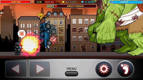 The day: Zombie city screenshot 3