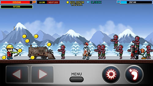 The day: Zombie city screenshot 4