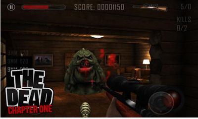 Download The Dead: Chapter One Android free game.