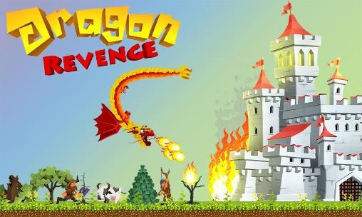 The dragon revenge poster