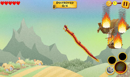 The dragon revenge screenshot 3