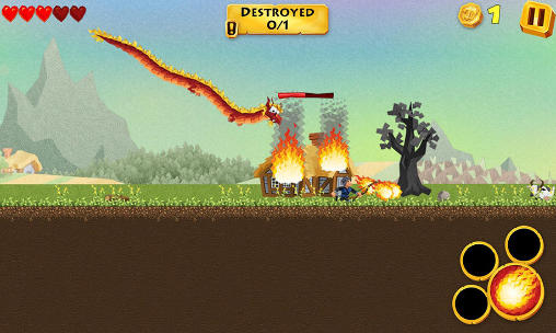 The dragon revenge screenshot 4