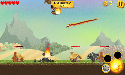 The dragon revenge screenshot 5