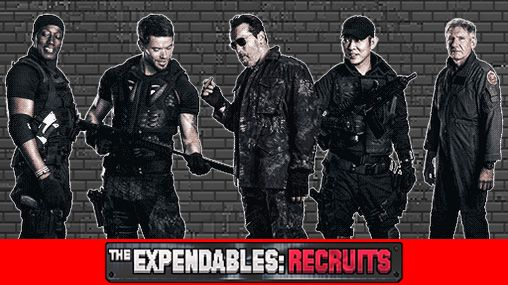 The expendables: Recruits