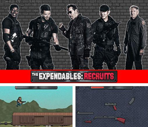 In addition to the game Expendable Rearmed for Android phones and tablets, you can also download The expendables: Recruits for free.