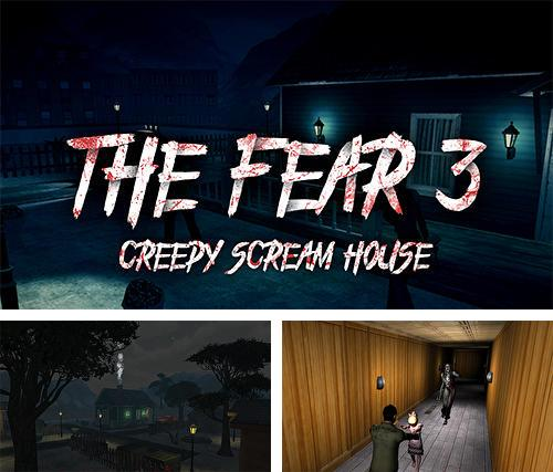 Zusätzlich zum Spiel Nacht im Asyl für Android-Telefone und Tablets können Sie auch kostenlos The fear 3: Creepy scream house horror game 2018, Die Furcht 3: Schauriges Haus der Schreie. Horror Spiel 2018 herunterladen.