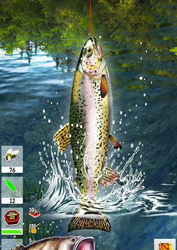 Screenshots von The fishing club 3D für Android-Tablet, Smartphone.