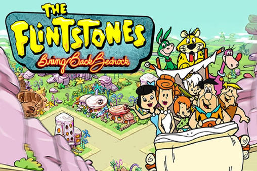 The Flintstones: Bring back Bedrock обложка