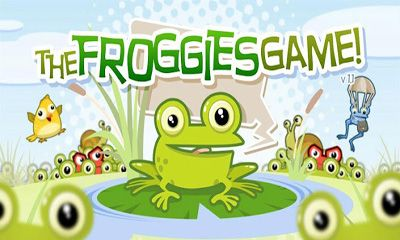 The Froggies Game poster