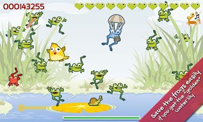 The Froggies Game screenshot 4