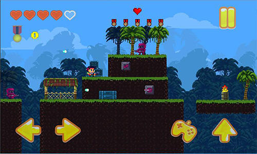 The fury in the jungle screenshot 1