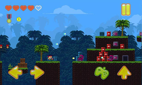The fury in the jungle screenshot 3