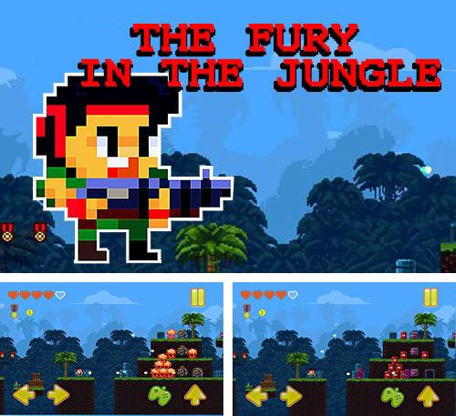 The fury in the jungle