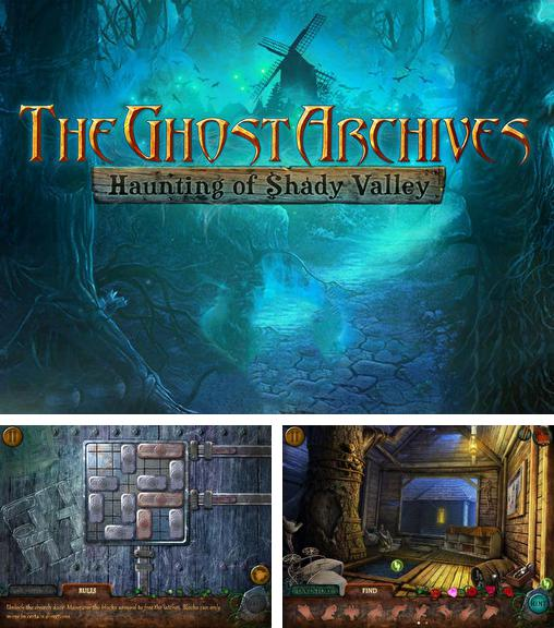 En plus du jeu Maison 1000 portes 2  pour téléphones et tablettes Android, vous pouvez aussi télécharger gratuitement Notes du fantôme: Fantôme de Shady Valley, The ghost archives: Haunting of Shady Valley.