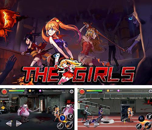 The girls: Zombie killer
