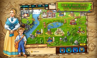 Juega a The Golden Years. Way Out West para Android. Descarga gratuita del juego Los años de Oro: Via fuera del oeste.