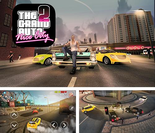 In addition to the game Gta Tank VS New York for Android phones and tablets, you can also download The grand auto 2 for free.