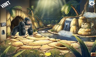 Screenshots of the The great zoo escape for Android tablet, phone.