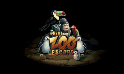 The great zoo escape обложка