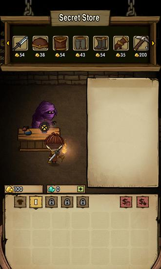 The greedy cave screenshot 3