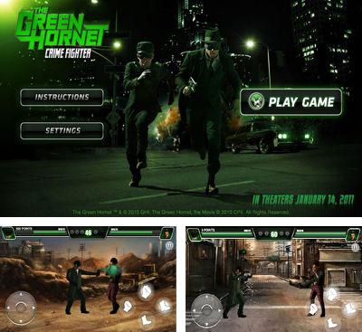 Alem do jogo Assassino de Zombie para telefones e tablets Android, voce tambem pode baixar Vespão Verde o Combatente com Criminalidade , The Green Hornet Crime Fighter gratuitamente.