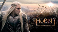 The hobbit: The battle of the five armies. Fight for Middle-earth