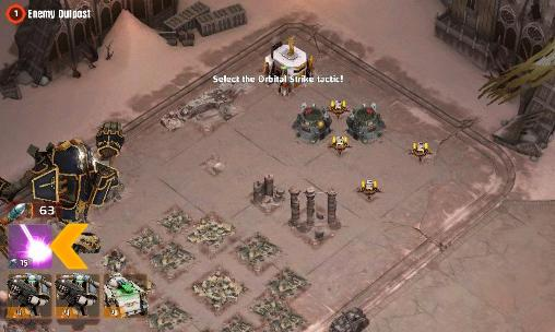 The Horus heresy: Drop assault screenshot 2