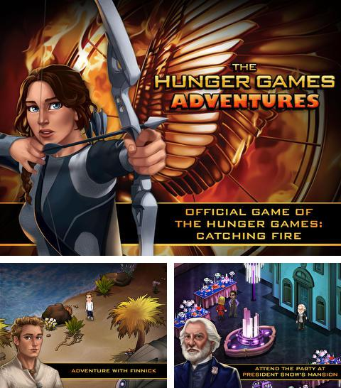 In addition to the game Disney Alice in Wonderland for Android phones and tablets, you can also download The hunger games: Adventures for free.