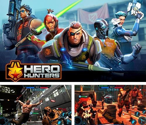 The hunters: RPG hero battle shooting