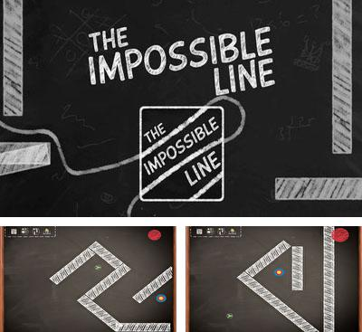 In addition to the game Walkabout Journeys for Android phones and tablets, you can also download The Impossible Line for free.