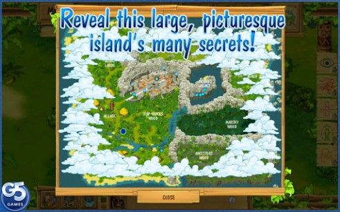 Screenshots von The island: Castaway 2 für Android-Tablet, Smartphone.