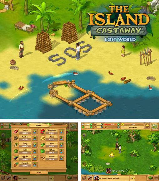 In addition to the game Draky and the Twilight Castle for Android phones and tablets, you can also download The island castaway: Lost world for free.