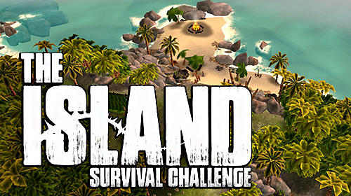 The island: Survival challenge обложка