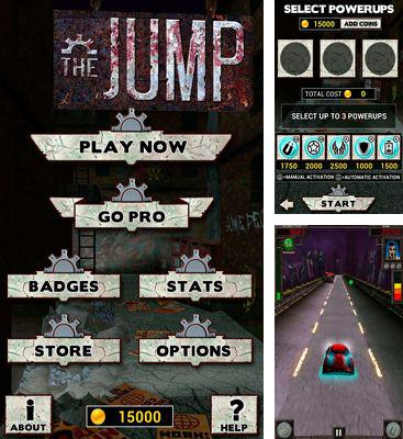 In addition to the game Sling It for Android phones and tablets, you can also download The Jump Escape The City for free.