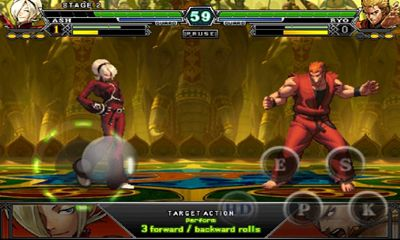 the king of fighters 2002 apk ios