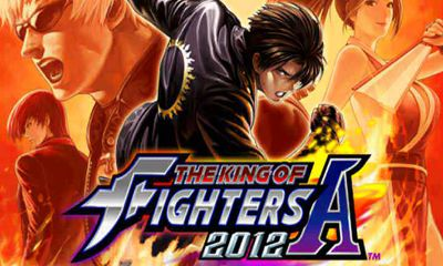The King of Fighters-A 2012 обложка