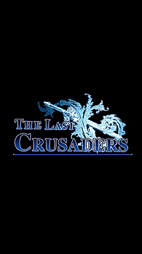 The last crusaders poster