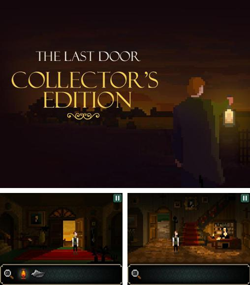 En plus du jeu Blackwell pour téléphones et tablettes Android, vous pouvez aussi télécharger gratuitement Dernière porte: Edition de collection, The last door: Collector's edition.