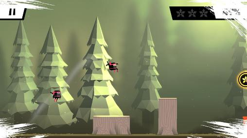 Screenshots von The last ninja twins für Android-Tablet, Smartphone.