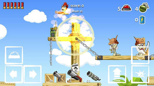 The last of worms screenshot 1