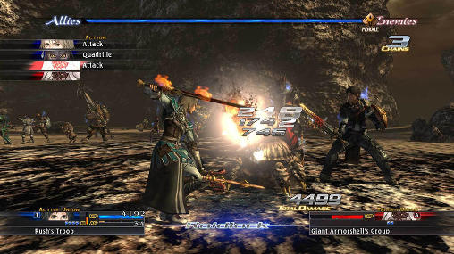 The last remnant screenshot 2