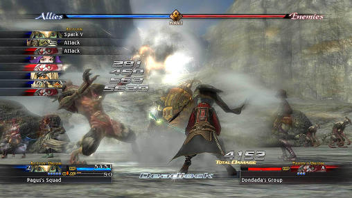 The last remnant screenshot 3