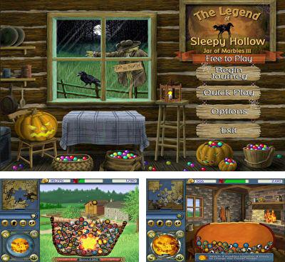 In addition to the game Black Metal Man for Android phones and tablets, you can also download The Legend of Sleepy Hollow for free.